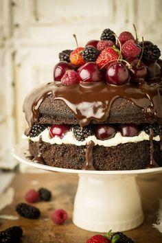 Best brownie cake.