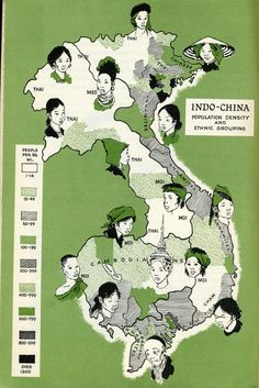 Scans from the American Geographic Society, Around the World box set (1959)