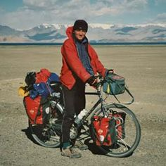 Cycle touring... one day that'll be me!