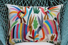 Otomi cushion by CasaOtomi