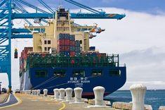 APM Los Angeles - container port