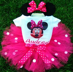 Minnie Mouse tutu  http://www.etsy.com/listing/96066361/1st-birthday-minnie-mouse-tutututu-only?ref=sr_gallery_37_search_query=minnie+mouse+tutu_view_type=gallery_ship_to=ZZ_min=0_max=0_search_type=handmade
