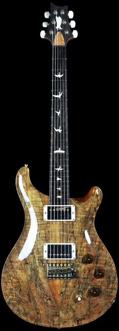 Wild West Guitars : PRS Private Stock #4054 DGT Spalted Maple