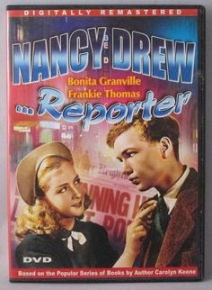 49 Best Nancy Drew 1930s Movie Collectibles Images In 2019