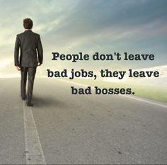 Bad boss                                                                                                                                                     More