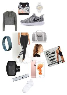 """""""#145"""" by b3ttyw3ldon on Polyvore featuring Topshop, adidas Originals, NIKE, Fitbit, ASOS, Ted Baker and adidas"""