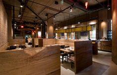 CAVA Mezze Greek Restaurant & Bar by Core Architecture, Clarendon   Virginia restaurant bar