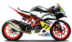 2017 KTM RC CUP Racebike Officially Revealed  http://news.maxabout.com/bikes/ktm/2017-ktm-rc-cup-racebike-officially-revealed/  #KTM #RC #Racebike