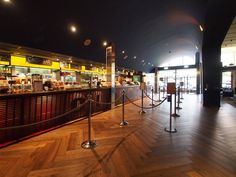 Smoked & Black Herringbone American Oak floors by Royal Oak Floors