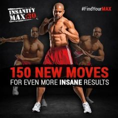 Beachbody and Shaun T have done it again! This time it is Insanity Max Insanity Max 30 comes from Shaun T the creator of Insanity, Insanity Max 30, Insanity Workout, Cardio, Tabata, Beachbody Insanity, Endurance Training, 30 Minute Workout, Weight Loss Results, Trying To Lose Weight