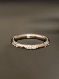 I think this is so elegant! I love it!  Michael B. - Diamond Wedding Band - at - London Jewelers