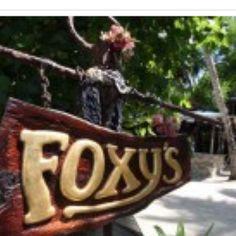 FOXY'S Bar, BVI, Jost Van Dyke