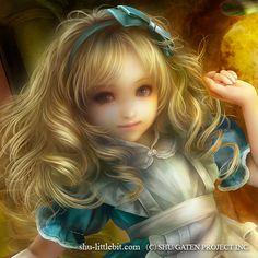 Alice Loge by Shu Mizoguchi