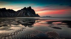 Sunset ~ Iceland by wim denijs on 500px