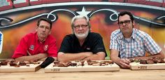 BBQ Pitmasters on Destination America. Going to Myron Mixons BBQ cooking school at his home this November. Excited