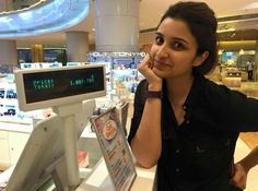 Parineeti Chopra paid 1 MILLION for 2 shirts - http://www.salisonline.in/Blog.aspx?BLOG_ID=371  #parineeti #million #shirt #girl #bollywood #wow #omg #fact #fashion