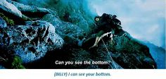 The Lord of the Rings commentary- Billy <<  Now, whenever I watch this scene, I always think of this!  Hahaha