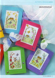 Gallery.ru / Photo # 3 - Cross Stitch Card Shop 49 - WhiteAngel *after*