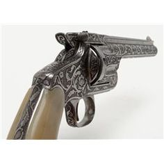 Presentation Smith & Wesson New Model No. 3 Single Action revolver to Venustiano Carranza in 1915 a