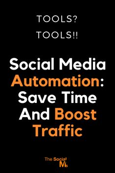 Social media automation tools are the answer to social media success. Here are t… Social media automation tools are the answer to social media success. Here are the best social media tools to be more efficient and get more traffic. Social Media Apps, Social Media Automation, Social Media Analytics, Marketing Automation, Social Media Marketing, Marketing Strategies, Content Marketing, Online Marketing Tools, Facebook Marketing