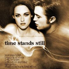 ...Time stands still