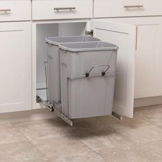 Home Depot, Lowes Home Improvements, Kitchen Organization, Kitchen Storage, Kitchen Pantry, Kitchen Garbage Can Storage, Kitchen Cabinet Organizers, Texas Kitchen, Under Sink Storage