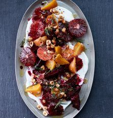 Blood Orange & Beet Salad from Athena Calderone's Must-Read Cookbook - Camille Styles