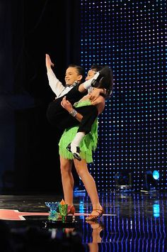 D'Angelo and Amanda | America's Got Talent | San Antonio | #AGT
