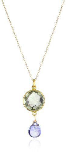 "Wendy Mink ""Allure"" Set Stone with Tanzanite Drop Necklace Wendy Mink,http://www.amazon.com/dp/B005FKAPAK/ref=cm_sw_r_pi_dp_e4disb1X36877DK7"