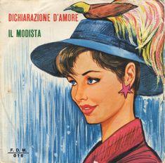 Scenette Comiche - Dichiarazione D'amore / Il Modista (Vinyl) at Discogs
