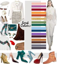 Colour Combinations Fashion, Fashion Colours, Colorful Fashion, Color Combinations, Ny Fashion Week, New Fashion, Opposite Colors, Colorblock Dress, Colourful Outfits