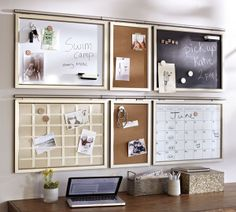 belle maison: Home Office Design Challenge :: Function vs. Style