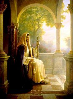 Greg Olsen Christian Art Jesus Christ King Of Kings #DailyLDS #LDS
