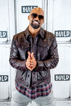 """Actor Shemar Moore discusses """"S."""" with the Build Series at Build Studio on September 2018 in New York City. Get premium, high resolution news photos at Getty Images World Handsome Man, Handsome Black Men, Gorgeous Black Men, Beautiful Men, Shemar Moore Shirtless, Sherman Moore, Morris Chestnut, Michael Ealy, Sexy Beard"""