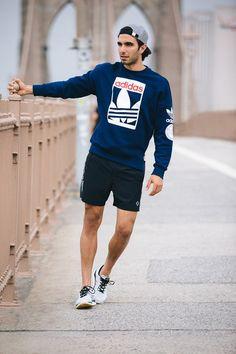春夏のランニングで履きたいジャージ。ジャージのモテコーデメンズ一覧。トレンド・人気・おすすめのジャージコーデ