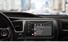 """Apple unveils """"CarPlay"""" system for in-car iPhone use"""