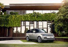 Range Rover 2013. Love!