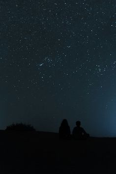 With laying under the stars valuable answer
