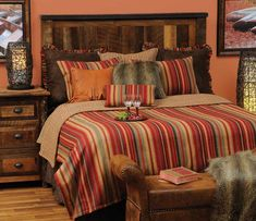 Bandera Southwestern Decor  #Bedding - Buy at Lights in the Northern Sky http://www.lightsinthenorthernsky.com