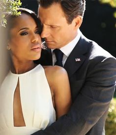 These two seriously have some of the most realistic-feeling passion in tv. I love Fitz and Olivia!