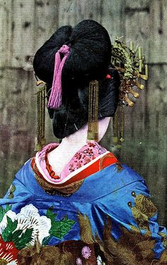 Tayuu 1930s, via Flickr.
