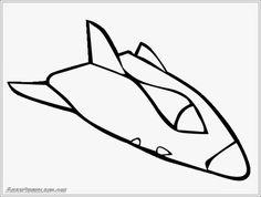 gambar mewarnai pesawat luar angkasa