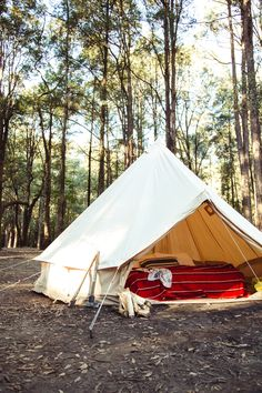 The Ultimate Canvas Bell Tent! Beautiful medium weight canvas which is super flexible, breathable and malleable. The overall tent lighter weight than the PRO's, ideal for easy transportation. Bell Tent Camping, Canvas Bell Tent, Tent Lighting, Tents, Glamping, Outdoor Gear, Breathe, Australia, Teepees