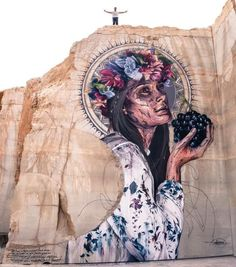 I'll just park this here…..because….well I find it haaaamazing! Street art on the roc festival 2017 by @hopare1