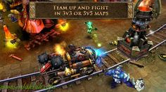 Heroes of Order & Chaos v2.1.1a Apk + OBB Free android game » itdaklak.info