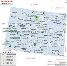 Oregon National Parks Map | National Parks | Pinterest | Park ...
