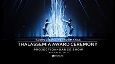 For the Thalassemia Award Ceremony held at the Emirates Palace in Abu Dhabi on the 20th of November 2015,  Nomada les Arts nomades Cie requested us to imagine a show mixing contemporary dance and projection. Once more, we teamed up with our friends from Sacude to create an abstract and poetic choreography between visuals and dance.   Credits:  Client: Abu Dahbi Thalassemia Award Ceremony Conception and Direction: Tigrelab Production Co: Nomada, Les Arts Nomades Cie Choreography: Sac...