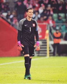 Great feeling wearing an armband for the National Team! 🇵🇱⚽️