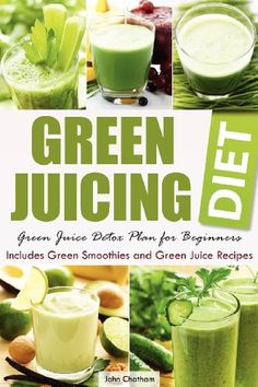 Editorial Reviews: SynopsisFROM RECIPES TO TIPS THE GREEN JUICING DIET provides everything you need to know to get started on a green juicing diet, from choosing the perfect juicer to learning how to create your own delicious green juices and smoothies. Exploring the health benefits of green juice cleansing, best-selling health and nutrition author John Chatham lays out tips for a successful juice cleanse, and explains the importance of adding fresh-squeezed juice to your daily diet…