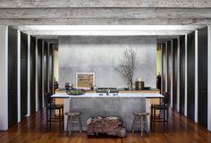 Exposed beams in modern residences (5)